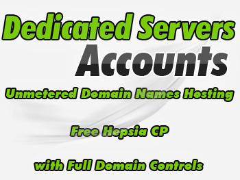 Affordable dedicated hosting service